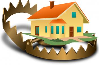 armadilha no mercado imobiliário