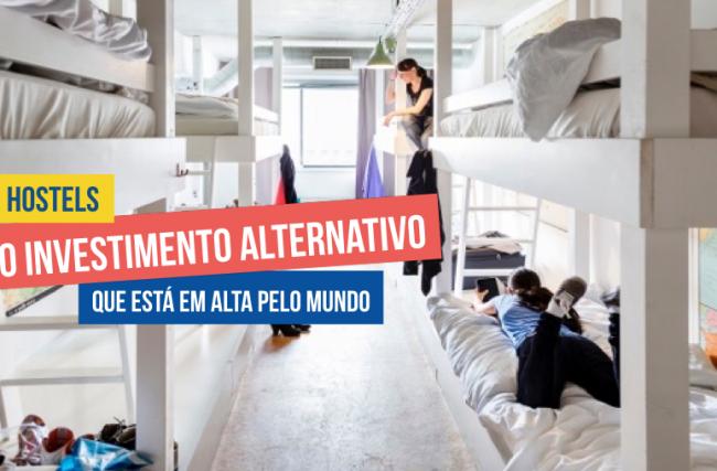 Imóveis ou Camas? Hostel, um investimento alternativo imobiliário