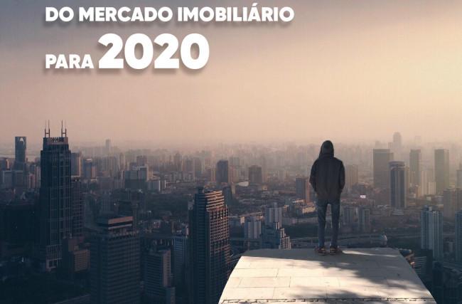 Tendências do mercado imobiliário para 2020